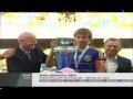 Детский Евро-2012. Сюжет канала Футбол о финале Школьного кубка