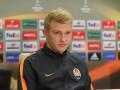 Коваленко: Должны выиграть Кубок Украины, чемпионат и побороться за Лигу Европы