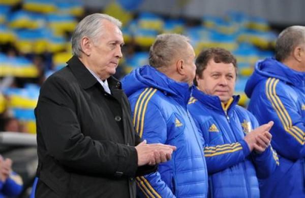 Сборная Украины может сыграть с Алжиром