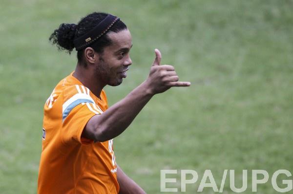 Роналдиньо: Месси лучший футболист собственной эпохи, а я— моей