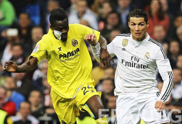 Прогноз на матч Вильярреал - Реал Мадрид от букмекеров