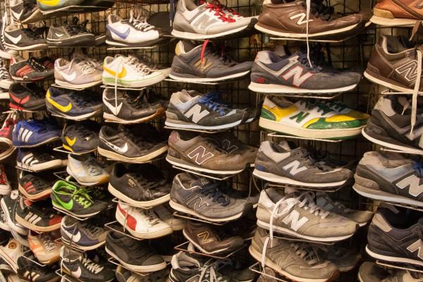 Главное в спорте - выбрать правильно кроссовки