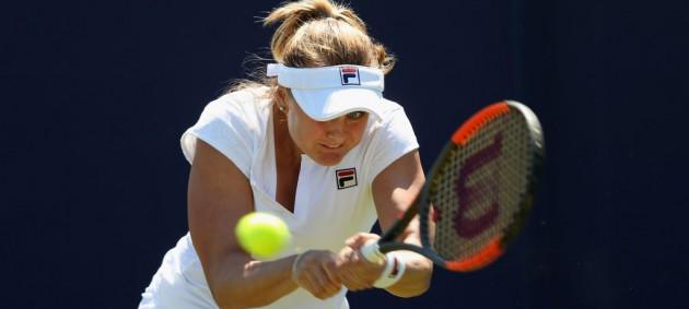 Козлова вышла в четвертьфинал турнира в Наньчане
