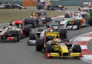 Губернатор Киевской области: Через два года в Украине появится трасса Формулы-1