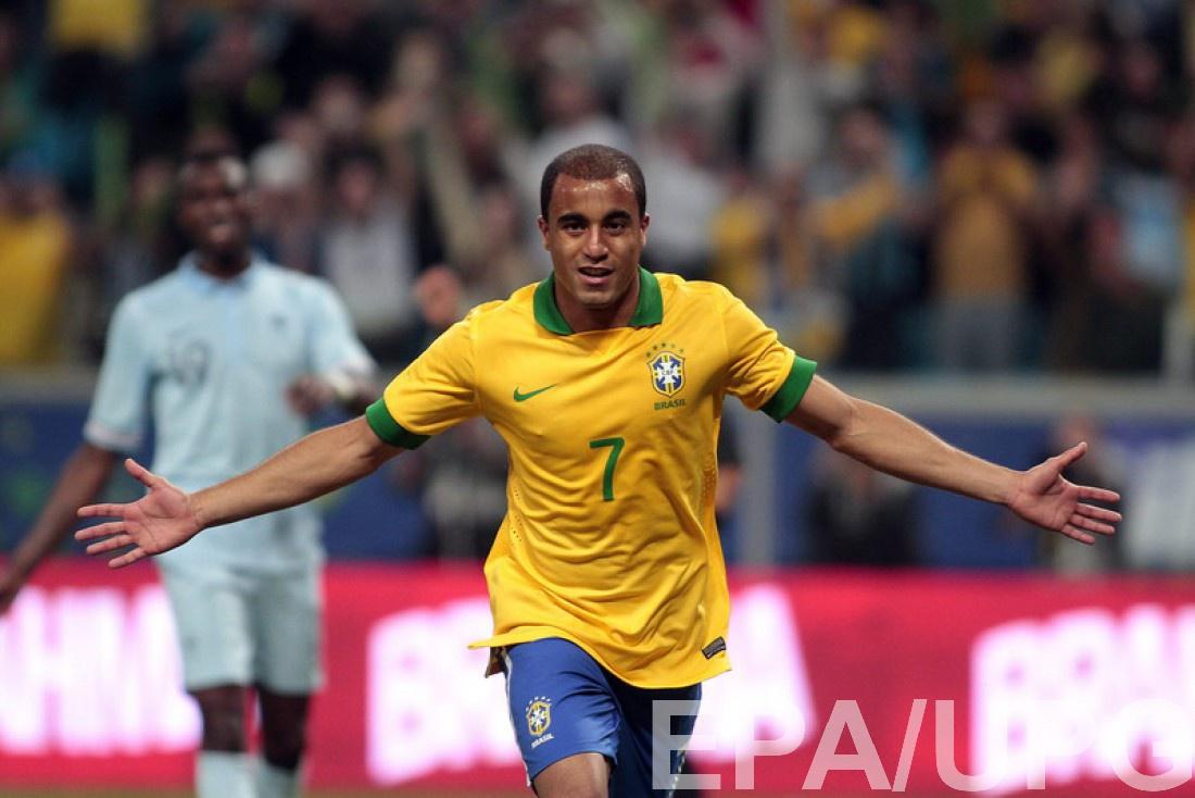 Восходящий бразильский талант Лукас Моура
