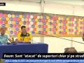 Журналист поквитался с наставником сборной Румынии