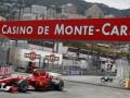 Пожар серьезно повредил покрытие трассы Формулы-1 в Монако
