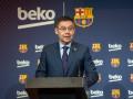 Бартомеу: Четвертый гол - это катастрофа, он обездвижил Барселону