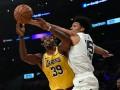 НБА: Атланта проиграла Майами, Лейкерс разгромили Мемфис