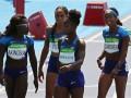 Сборной США разрешили повторно пробежать квалификацию эстафеты 4х100 метров