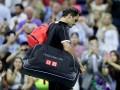 Федерер сенсационно проиграл Димитрову в пятисетовом четвертьфинале US Open