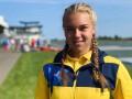 Украинка Безнюк выиграла бронзу на юниорском ЧМ по каноэ-марафону