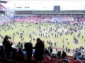 Болельщики АИКа разобрали стадион