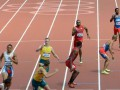 Олимпиада: американский атлет пробежал эстафету со сломанной ногой