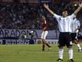Аргентина - Венесуэла - 4:0