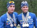 Биатлон. Братья Фуркады взобрались на подиум гонки преследования
