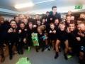Игроки Мальме устроили беспредел в раздевалке, празднуя чемпионство