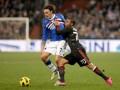 Текстовая трансляция: Милан переиграл Сампдорию