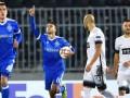 Партизан – Динамо 2:3 видео голов обзор матча Лиги Европы