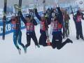 Биатлон: Украина осталась без медали в женской эстафете в Оберхофе
