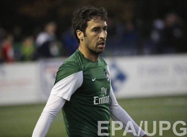 Рауль рад тренерским успехам Зидана