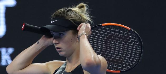 Свитолина покинула турнир в Москве, в трех сетах уступив россиянке