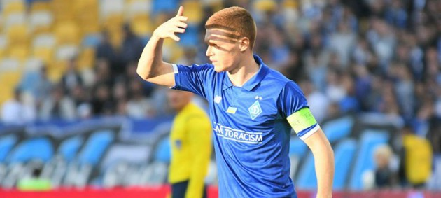Динамо одержало минимальную победу над Ворсклой