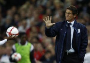 Следующий тренер сборной Англии будет получать половину зарплаты Капелло