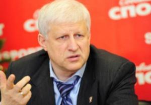 Глава РФС: Во время Евро-2012 нам хотелось бы располагаться на Украине