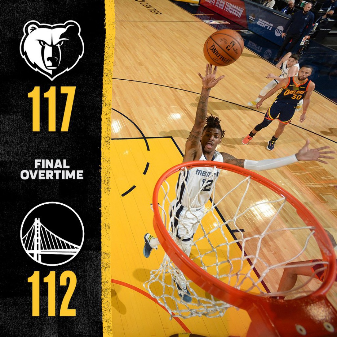 Мемфис вышел в плей-офф НБА
