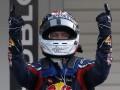 Дубль два. Феттель досрочно стал чемпионом Формулы-1