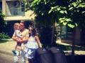 Игроки Шахтера и Динамо стали крестными детей Сидорчука