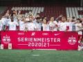 Зальцбург в восьмой раз подряд выиграл чемпионат Австрии