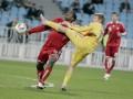 Украина уходит от поражения в игре с Канадой
