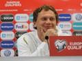 Пятов: Сборная Украины немного перезагрузилась и готова к матчу со Швейцарией