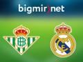 Бетис - Реал Мадрид 1:6 Трансляция матча чемпионата Испании