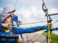 Украинки выиграли две золотые медали на чемпионате Европы по стрельбе из лука