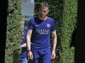 Энрике хочет, чтобы Барселона играла также, как в проигранном матче с Валенсией