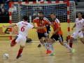 Футзал: Харьковский Локомотив стал лидером группы в Кубке УЕФА