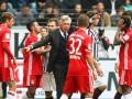 Бавария, играя в большинстве, не удержала победу в матче с Айнтрахтом