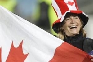 Канада в хорошем настроении