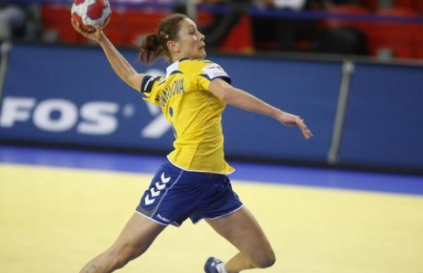 Юлия Манагарова отказалась играть за сборную Украины