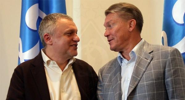 Игорь Суркис дал Олегу Блохину время