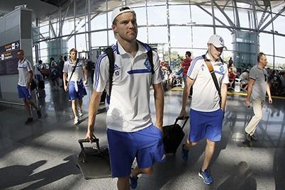 Динамо улетело на встречу с Актобе