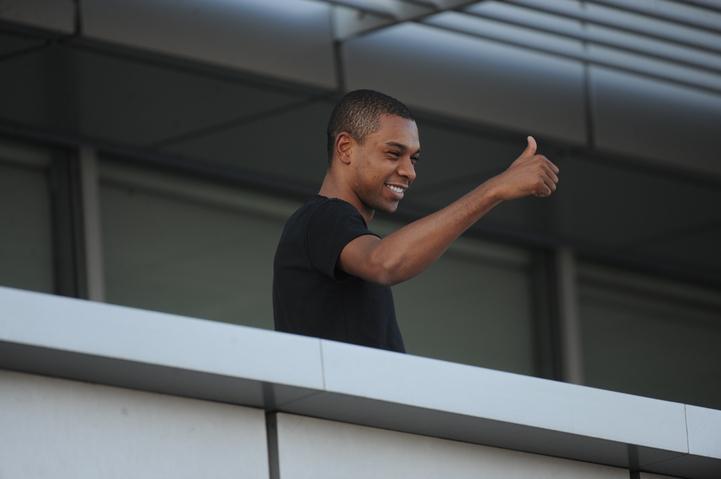 Фернандиньо попрощался с болельщиками Шахтера