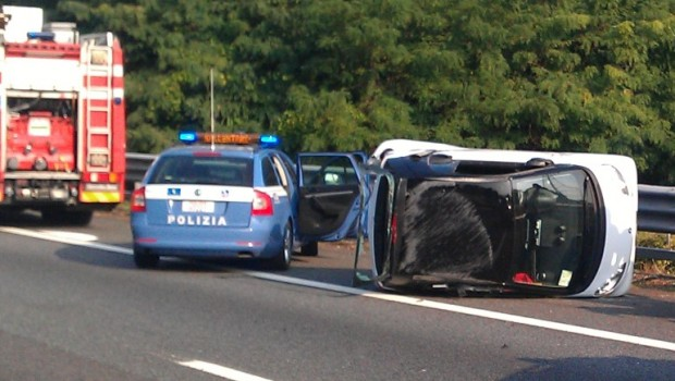Де Шильо попал в аварию на своей Audi
