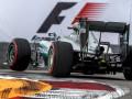Формула-1: Очередной поул Росберга, Хэмилтон вновь терпит неудачу