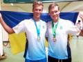Двойным подиумом украинцев закончился заплыв на 1500 м в Пекине.