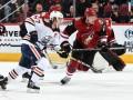 НХЛ: Эдмонтон без труда выиграл у Аризоны, Рейнджерс пропустил 7 шайб от Питтсбурга