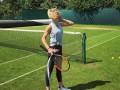 Свитолина начала подготовку к выступлению на Уимблдоне